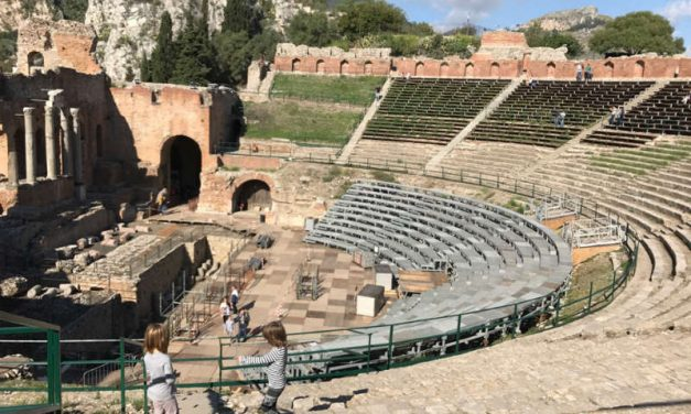 Taormina – The Queen of Sicily