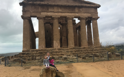 The city of Gods: Agrigento