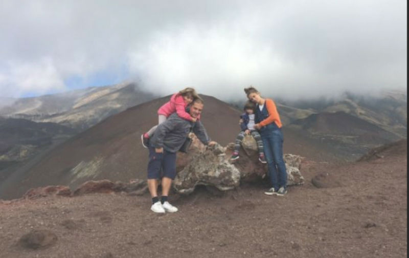 Etna: Another planet!