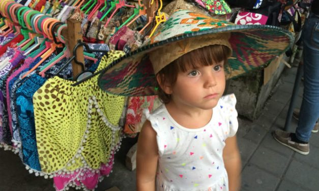 Bali: The Shopping Nightmare