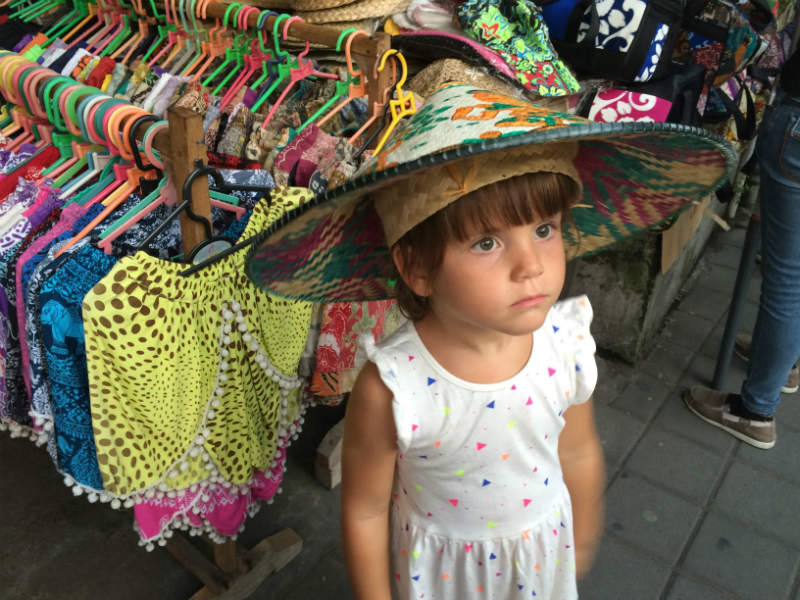 Bali: The Shopping Nightmare