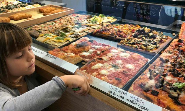 Naples – pizza's hometown