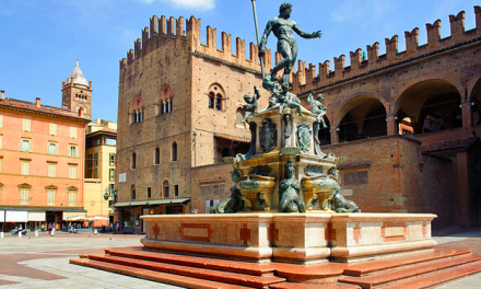 Bologna – a town of towers