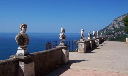 Amalfi coast – hell's road to heaven