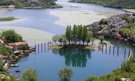 Skadar – a city on the lake