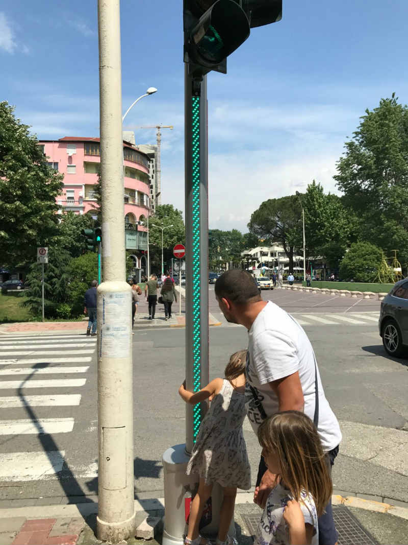 Tirana city walk