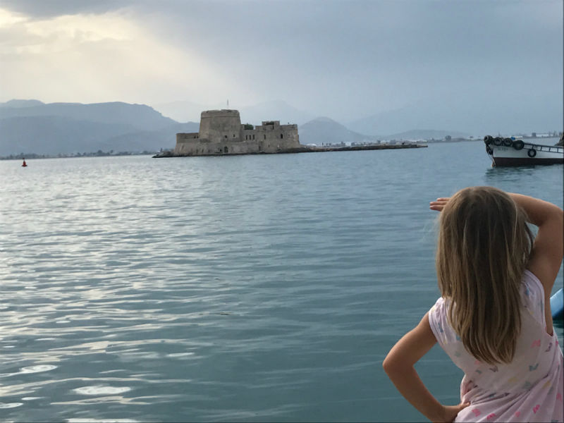 Boutrizi Castle