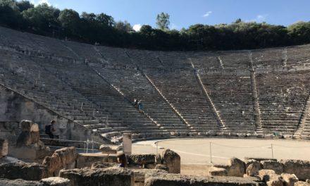 Epidaurus – The Most Acoustic Theater