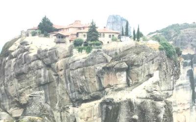 Meteora – halfway to heaven