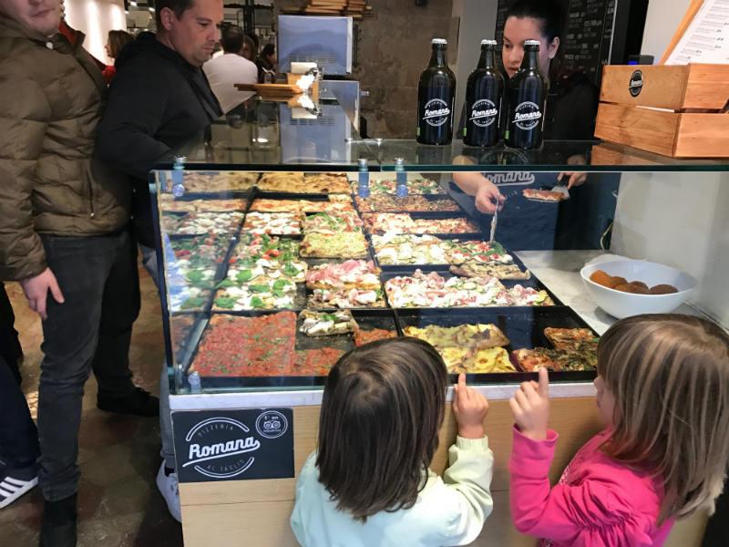Pizzeria Romana Bio Food