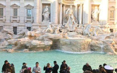 Two days in Rome with kids