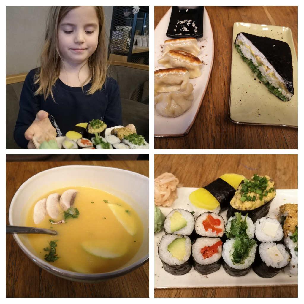 Vegan Sushi Istanbul