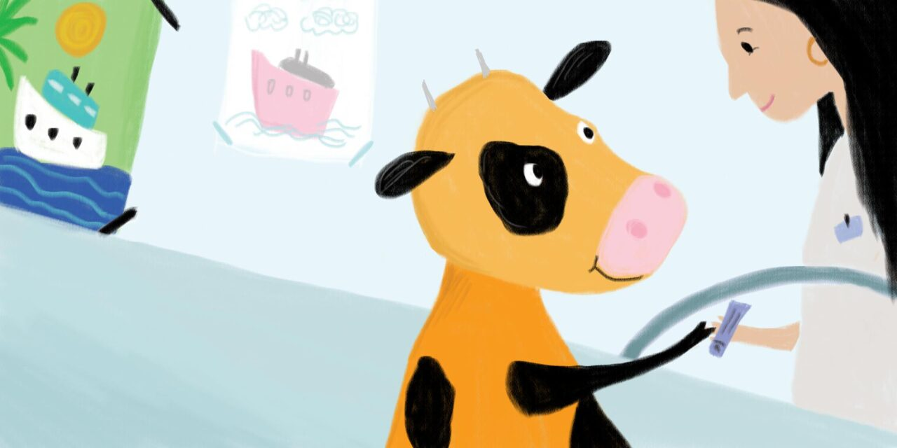 Meet me before eat me: COWS