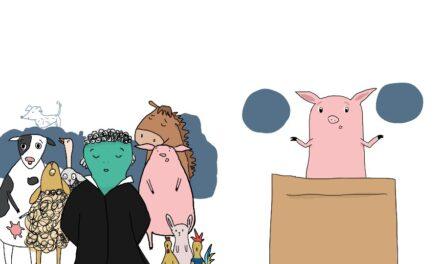 Animals in children's books